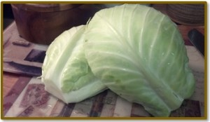Reston Food Blog - Tyson Farms and Orchard Cabbage