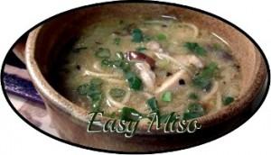 Reston Food Blog - Easy Miso-Chicken Soup Yum