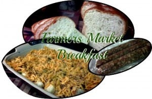 Reston Food Blog - Breakfast Casserole