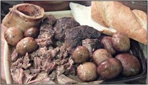 Reston Food Blog - Angelic Beef & Mushrooms
