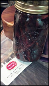 Reston Food Blog - Vanilla Extract