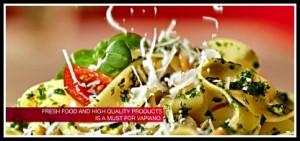 Reston Food Blog - Vapiano Pasta