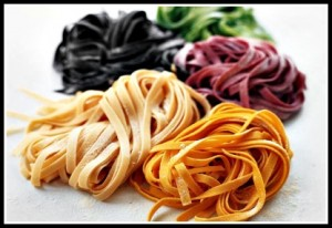 Reston Food Blog - Fresh Pasta