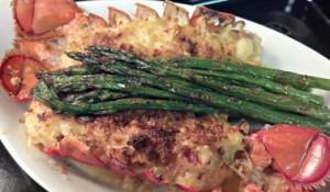 Reston Food Blog - Lobster Thermidor