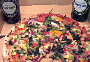 Reston Food Blog - Naked Pizza