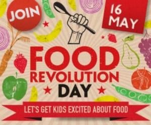 Reston Food Blog - Food Revolution Day