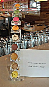 Reston Food Blog - Stone's Cove Macaroon Tower