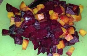 Reston Food Blog - Roasted Beets