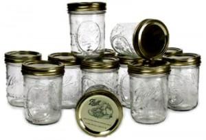 Reston Food Blog - Canning Jars