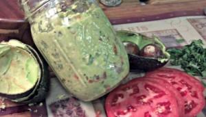 Reston Food Blog - Guacamole