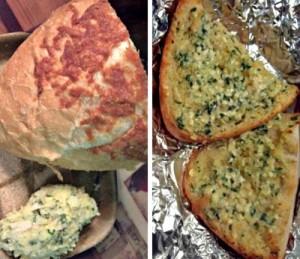 Reston Food Blog - Garlicky Bread