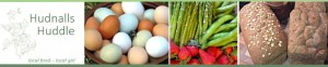 Reston Food Blog - Banner - Spring Eggs, Chickens, Asparagus, Bread