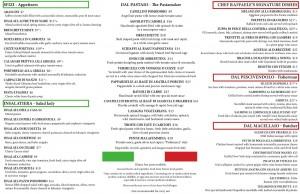 Reston Food Blog - Pazzo Pomodoro