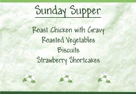 Reston Food Blog - Sunday Supper - Roast Chicken
