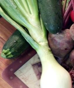 Reston Food Blog - Spring Onion