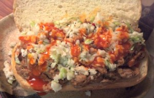 Reston Food Blog - Big Reggie BBQ